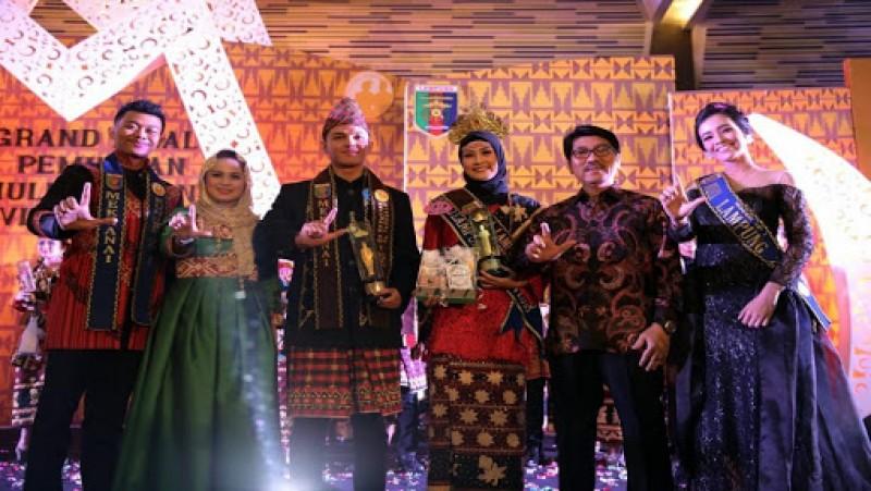Final Muli Mekhanai Lampung 2018, 3 Kabupaten/Kota Absen