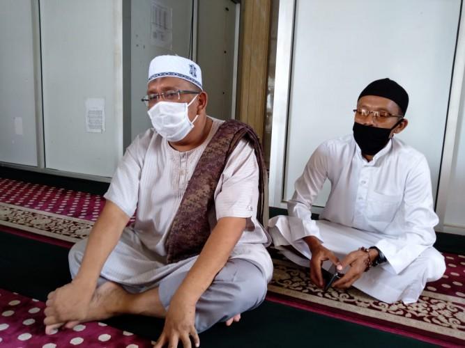 FKPP Sayangkan Keramaian Pasar di Tengah Sunyinya Masjid