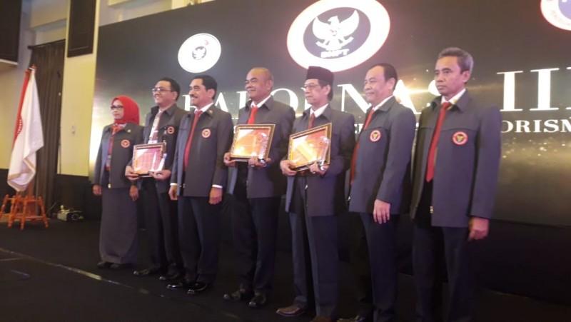 FKPT Lampung Raih Penghargaan dari BNPT