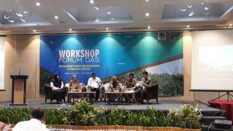 Forum DAS Diminta Segera Rumuskan Solusi Banjir dan Kekeringan