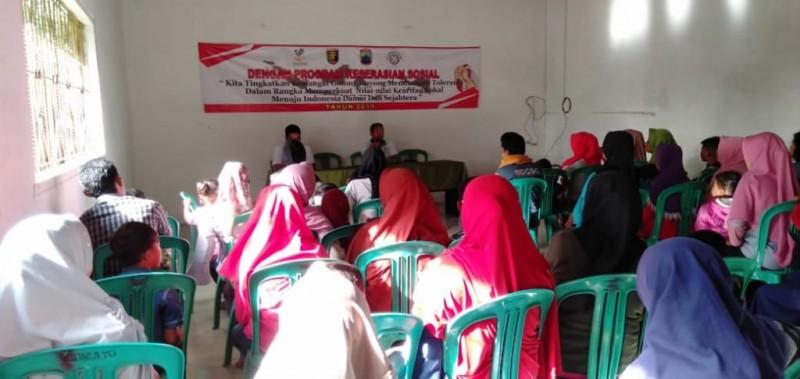 Forum Keserasian Sosial Desa Rejomulyo Gelar Pertemuan Tematik II