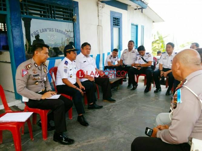 Forum Lalu Lintas Rumuskan Solusi Keselamatan di Tanjakan Tarahan