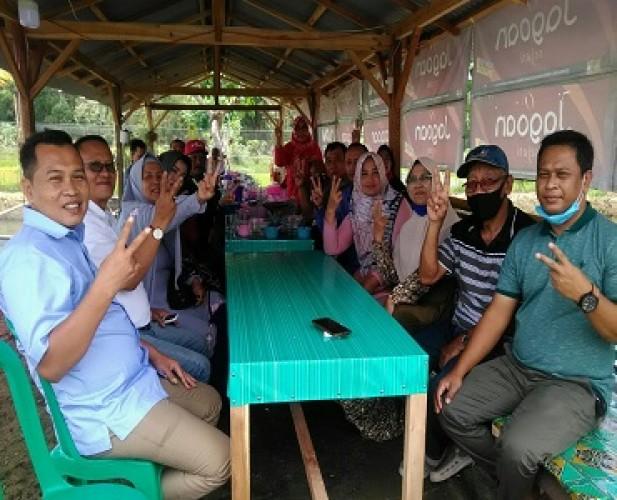 Forum Mantan Anggota DPRD Lamtim Dukung dan Siap Menangkan Zaiful Bokhari-Sudibyo