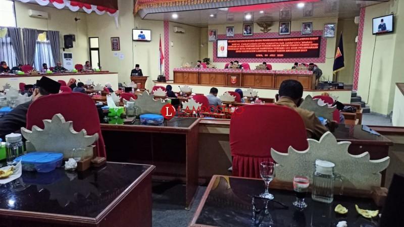 Fraksi Golkar Tuding ULP Lambar Loloskan Dokumen Palsu Peserta Lelang