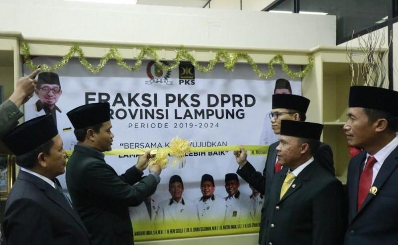 Fraksi PKS Siap Bekerja untuk Jutaan Masyarakat Lampung