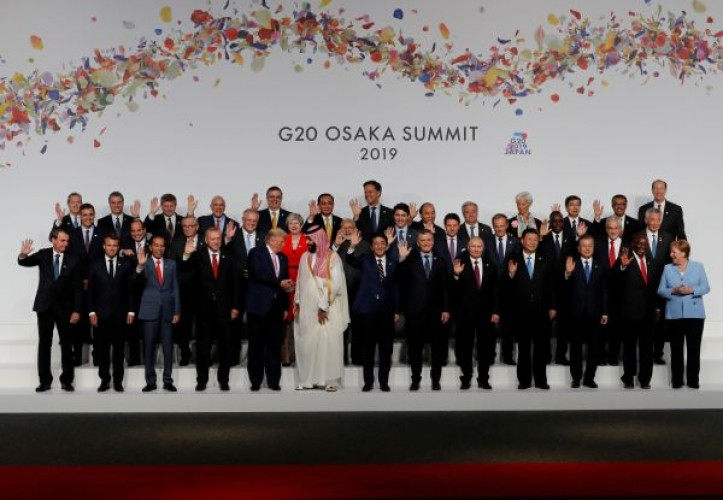 G-20 Sepakati Perdagangan yang Bebas dan Adil