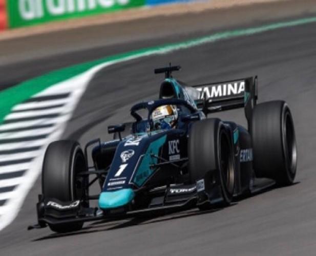 Gagal di Silverstone, Sean Masih Optimistis di Ajang F2