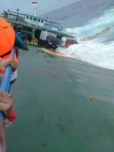 Gaji ASN Selayar Rp30 Miliar Ikut Kandas di KM Lestari Maju