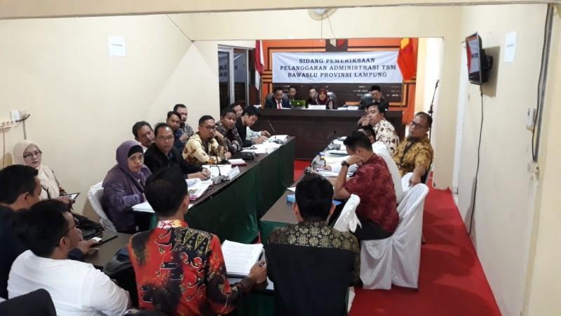 Gakkumdu Kabupaten/Kota Dimintai Keterangan