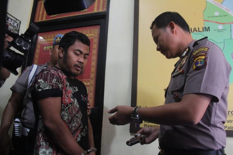 Gara-gara Iseng Menembak Air, Sugianto Terancam 10 Tahun Penjara