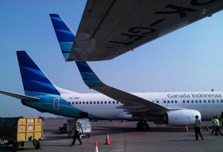 Garuda Indonesia Potong Gaji Karyawan