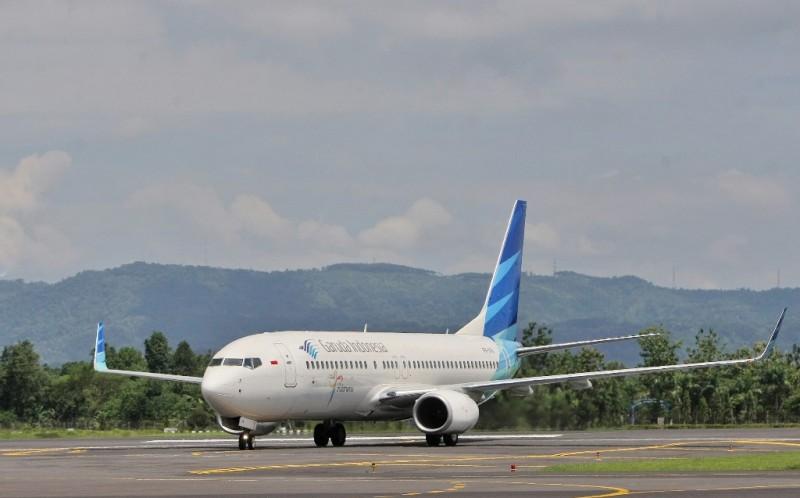 Garuda Siap 'Jemput Bola' Angkut Alat Medis