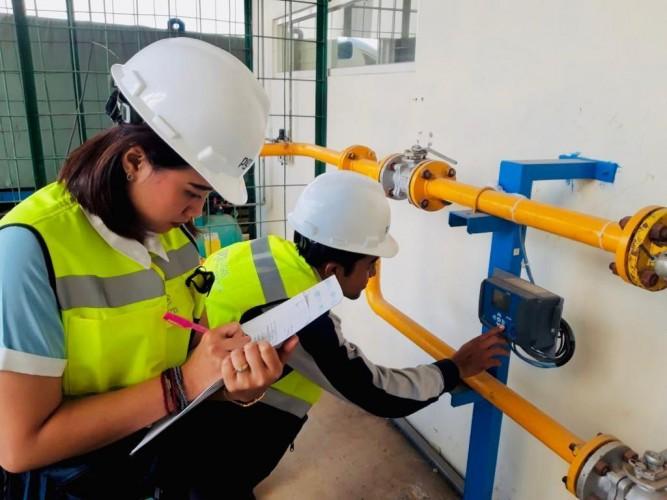 Gas Bumi PGN Mulai Melayani Industri Garam di Madura