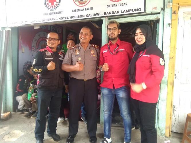 Gaspol-Jek Resmi Mengaspal di Lampung