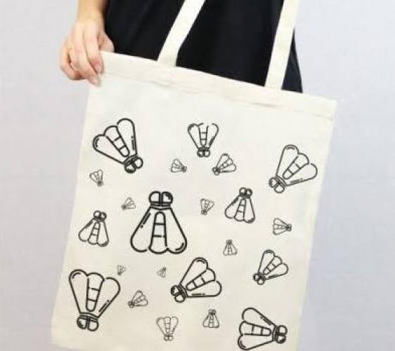Gaya Makin Trendi dengan Tote Bag