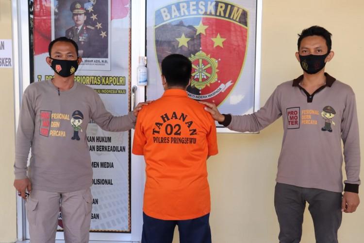 Gelapkan Uang Perusahaan, Karyawan Indomaret Dibekuk Polisi