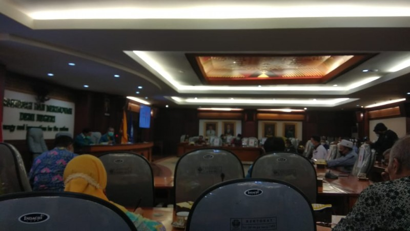 Gelar Bedah Ilmiah Omnibus Law, Forum Rektor Minta Semua Menahan Diri