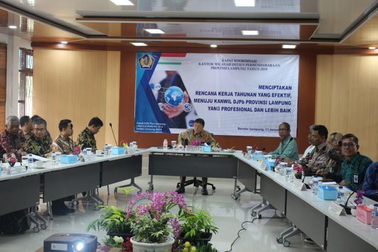 Gelar Rakorwil, DPJb Lampung Evaluasi Kinerja 2018 dan Susun Rencana pada 2019