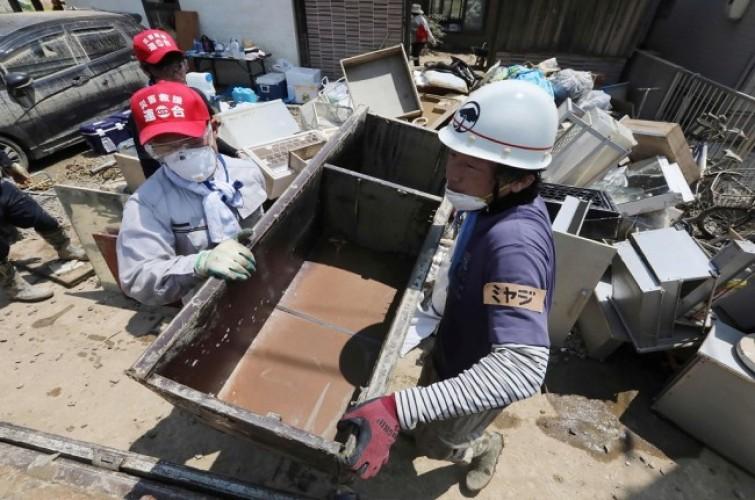 Gelombang Panas Landa Jepang