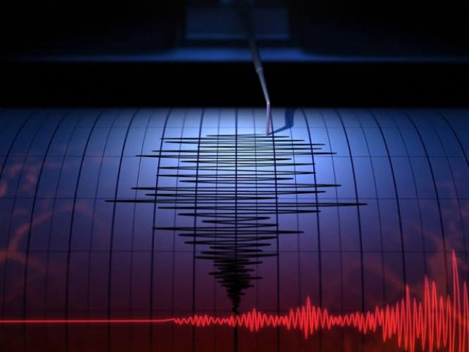 Gempa Bumi Magnitudo 5,7 Guncang Bolaang Uki Sulut
