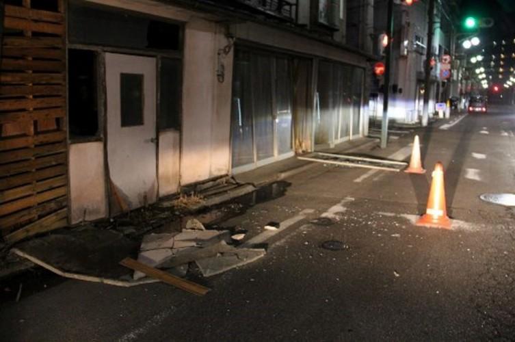 Gempa Bumi Magnitudo 7,1 Guncang Fukushima Tokyo