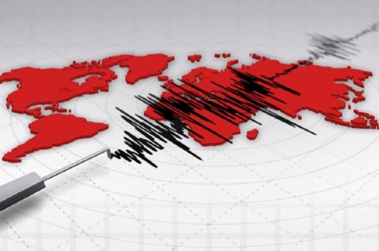 Gempa Magnitudo 4,0 Guncang Maluku Utara