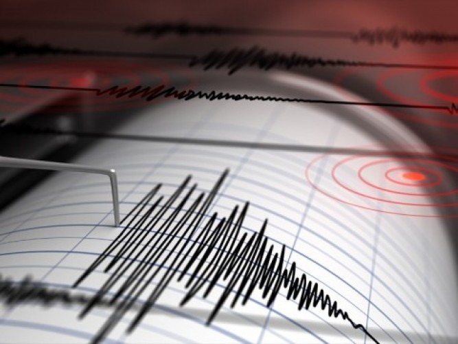 Gempa Magnitudo 5,9 Guncang Papua Barat