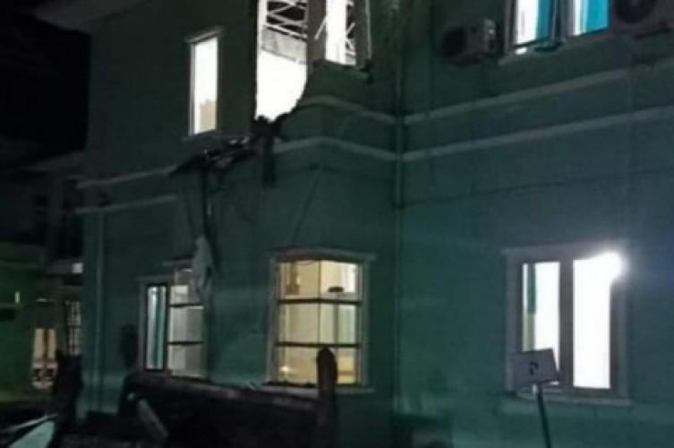 Gempa Mamuju: Bangunan Roboh, Warga Berlarian ke Gunung
