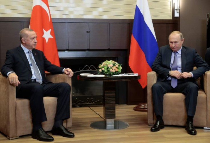 Gencatan Senjata Akan Berakhir, Erdogan Temui Putin
