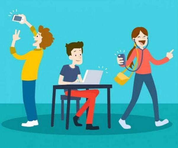 Generasi Milenial Didorong Melek Digital