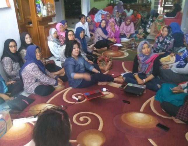 Gerakan Perempuan Lampung Gelar Konsolidasi Jelang Pileg 2019