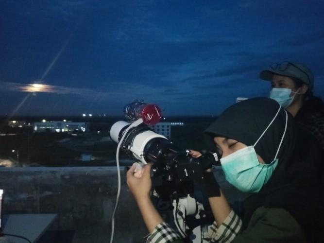 Gerhana Bulan Penumbra jadi Peristiwa Akhir Gerhana di 2020