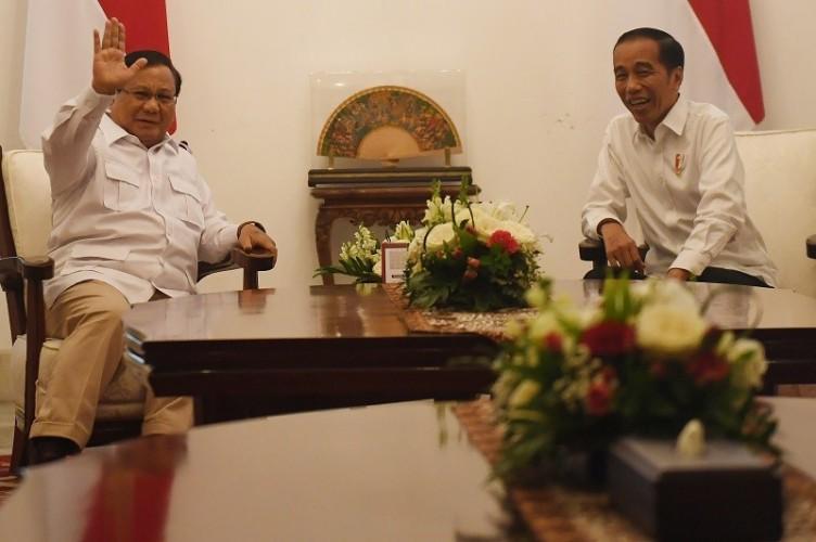 Gerindra Berpeluang Bergandengan dengan Jokowi