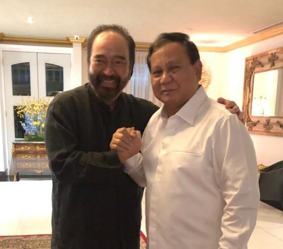 Gerindra Merapat ke Koalisi, NasDem Tak Masalah