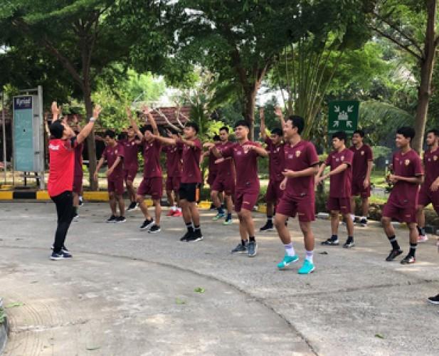 Giga FC Sementara di Posisi Lima Liga Pro Futsal