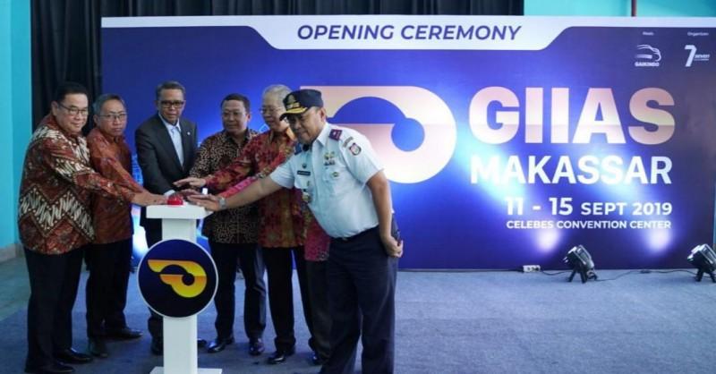 GIIAS 2019 Hadir di Makassar
