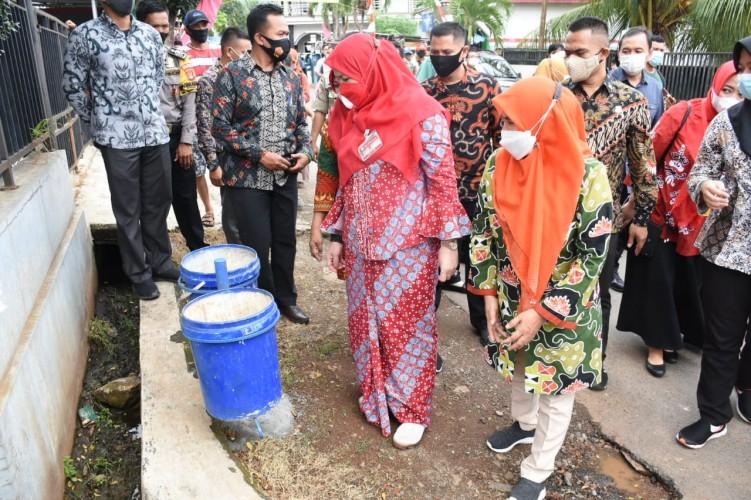 Giliran Durian Payung Jadi Kampung Tangguh