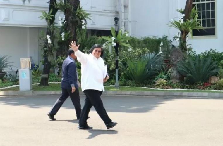 Giliran Siti Nurbaya Dipanggil Jokowi ke Istana