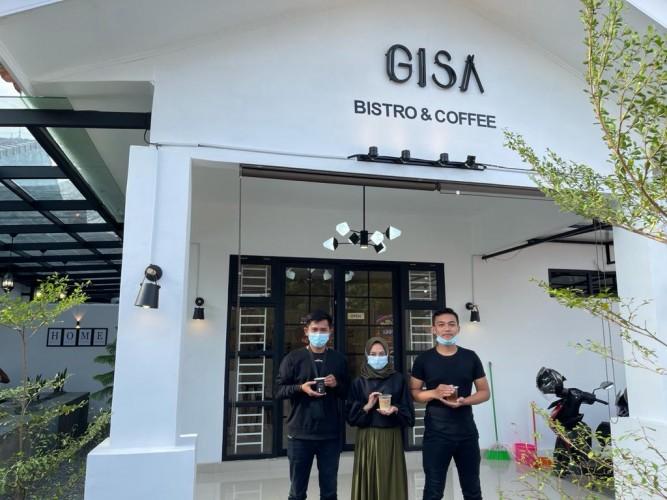 Gisa Bistro and Coffee Hadirkan Makanan Nusantara