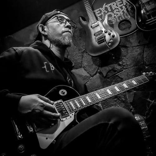 Gitaris Band Metal Burgerkill Eben Meninggal
