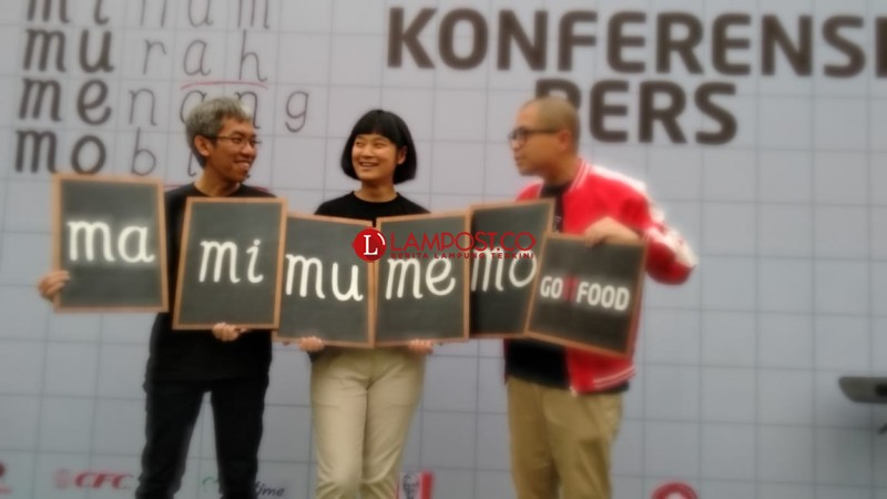 Go-Food Luncurkan Program Mamimumemo