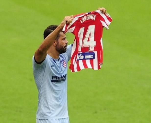 Gol Costa Selamatkan Atletico dari Kekalahan di Kandang Bilbao