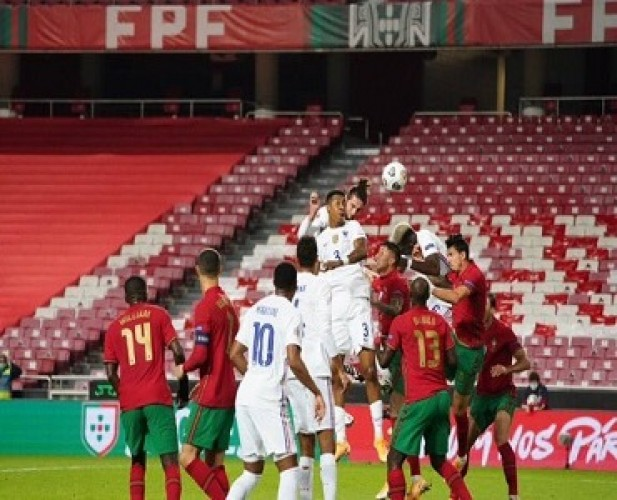 Gol Kante Bawa Prancis Mempermalukan Portugal
