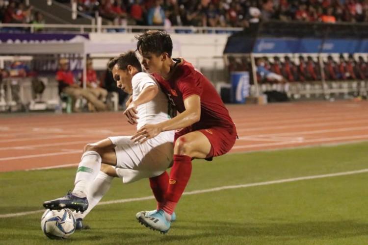 Gol Telat Vietnam Bungkam Indonesia