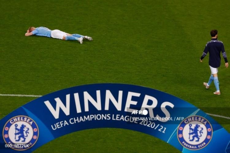 Gol Tunggal Havertz Antar Chelsea Juara Liga Champions