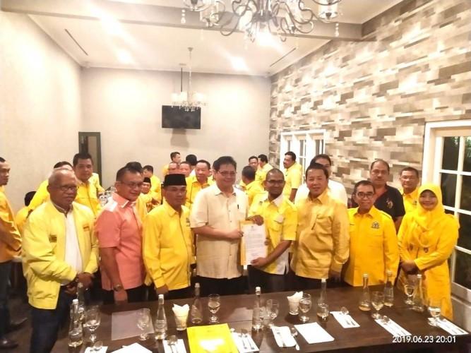 Golkar Lampung Dukung Airlangga jadi Ketum Periode 2019-2024