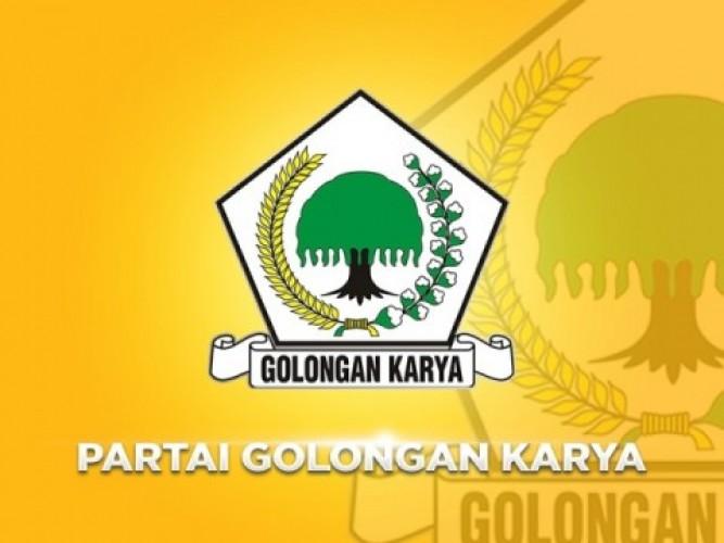Golkar Pesawaran Siap Bangun Koalisi Besar Usung Dendi-Marzuki