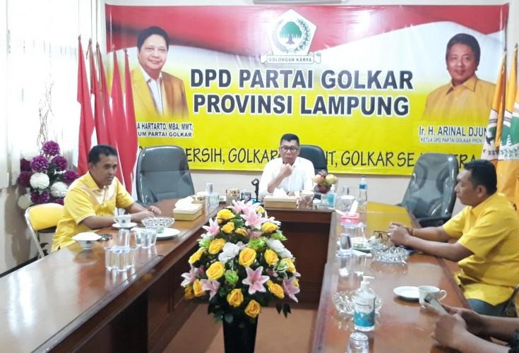 Golkar Segera Keluarkan SK Dukungan di Enam Daerah