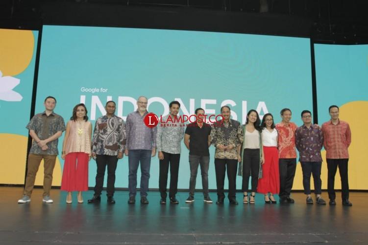 Google For Indonesia Dukung Maju Rame-rame