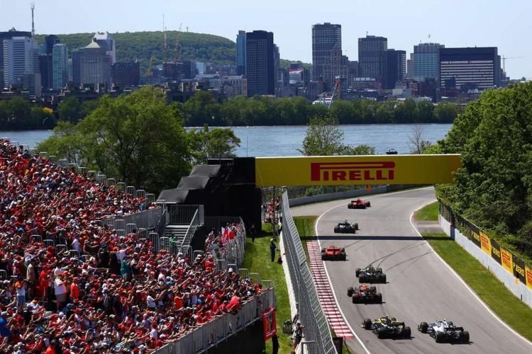 Grand Prix F1 Kanada Resmi Ditunda